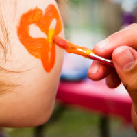 About Face - Face Painter in Boston, Massachusetts