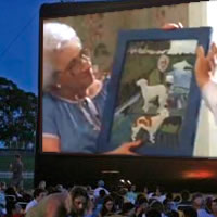 Mobile Flicks 2 U, inc. - Outdoor Movie Screens in Long Island, New York