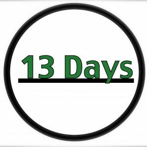 13 Days - Alternative Band in Fennville, Michigan