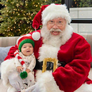 419 Santa - Santa Claus in Toledo, Ohio