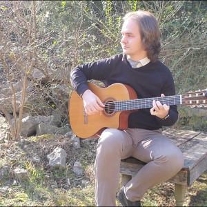 Dustin Hanusch - Classical Guitarist in Franklin, Tennessee