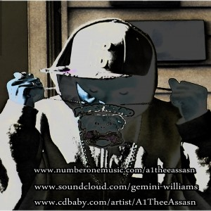 A-1 Thee Assas'n - Hip Hop Artist in Wichita, Kansas
