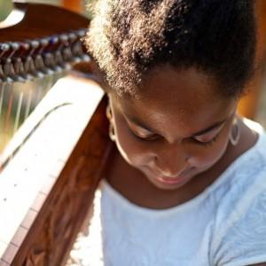 A Mountain Laurel Melody - Harpist in San Antonio, Texas