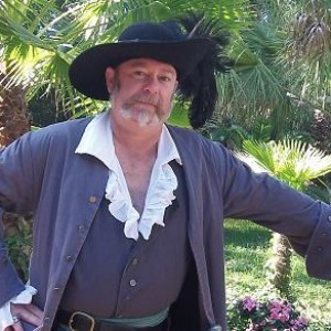 A Play on Swords - Actor in Weatherford, Texas