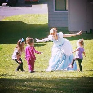 A Princess For a Princess Character Company - Impersonator in Crescent City, California