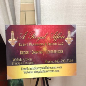 A Royal Affair Event Planning & Decor LLC - Event Planner in Curtis Bay, Maryland