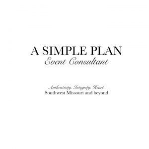 A Simple Plan - Event Planner in Springfield, Missouri