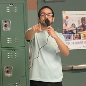 Aaron Bravo's Talk of Mischief - Stand-Up Comedian in Caldwell, Idaho