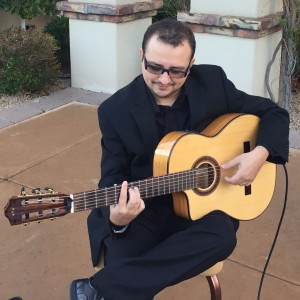 Aaron Copenhaguen - Guitarist / Latin Jazz Band in Los Angeles, California