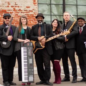 Aaron Gayden Band - Jazz Band in Sacramento, California