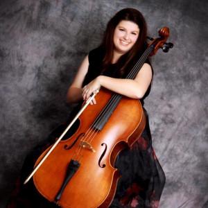 Abby Nicole Jones - Cellist in Cincinnati, Ohio