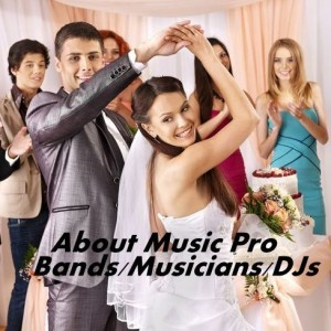 About Music Pro: DJs, Musicians, Bands - Wedding DJ in San Diego, California