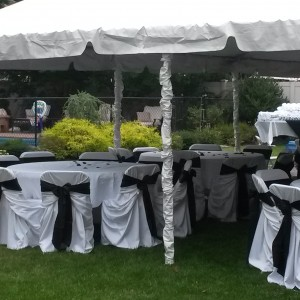 Above All Tent Rentals - Tent Rental Company / Tables & Chairs in Sayville, New York