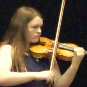 Abreal Whitman Violin for All Occassions - Violinist in Augusta, Maine