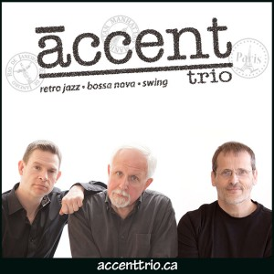 Accent Trio - Jazz Band in London, Ontario