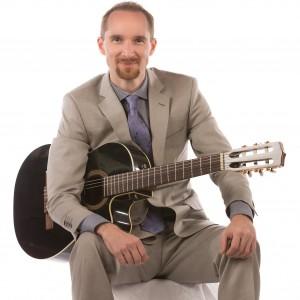 Adam Meachem Music - Classical Guitarist / Guitarist in Kelowna, British Columbia
