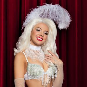 Adèle Wolf - Burlesque Entertainment in Oklahoma City, Oklahoma