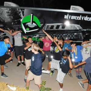 Advanced video games andlaser tag - Mobile Game Activities in Colton, California
