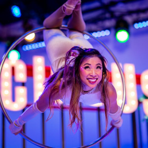Aerial and Cube Contortion - Aerialist in Los Angeles, California