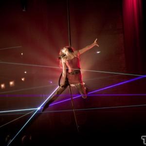 Aerial Silks, Aerial Rope, Hula Hoop