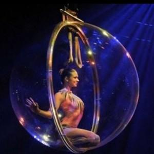 Aerial sphere act - Aerialist in Las Vegas, Nevada