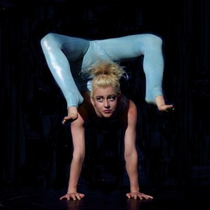 Aerialist and Contortionist