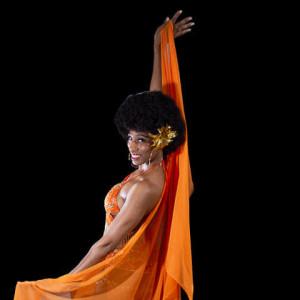 AfroDiva - Belly Dancer in Wailuku, Hawaii