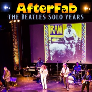 AfterFab - The Beatles Solo Years - Tribute Band in Waltham, Massachusetts