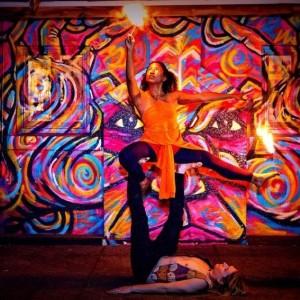 Agni -Fire Yogi - Circus Entertainment in Phoenix, Arizona