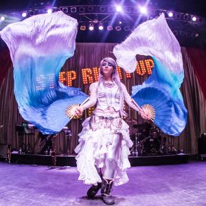 Aimee Funk - Performance Artist - Circus Entertainment in Boulder, Colorado