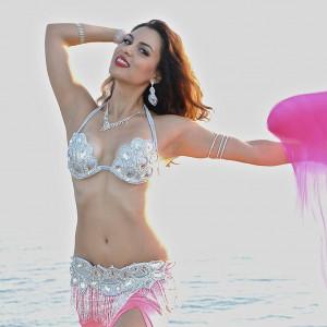Aimée Machiels - Belly Dancer in Honolulu, Hawaii