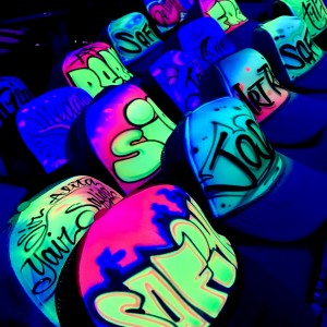 Airbrushed Favors - Airbrush Artist / Party Decor in Austin, Texas