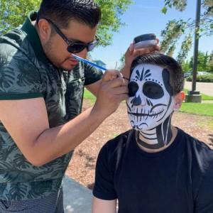 Aj Art - Face Painter in Salem, Oregon