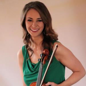 Aja Majkrzak - Violinist in St Paul, Minnesota