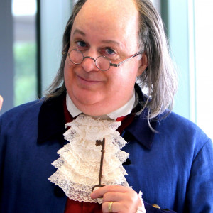 Ben Franklin, Churchill, Capone, & More - Look-Alike / Santa Claus in Philadelphia, Pennsylvania