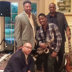 Al Holmes and Thoughts In Common - Jazz Band in Dover, Delaware