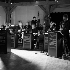 Alan Paller and his Jazz Hott Orchestra - Big Band in Philadelphia, Pennsylvania