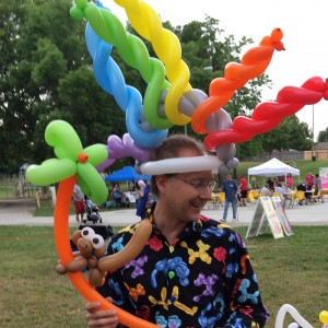 Albert The Amazing - Children's Party Magician / Balloon Twister in Klamath Falls, Oregon