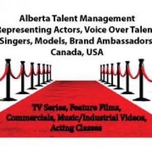 Alberta Talent Management Talent Agency - Actress in Calgary, Alberta