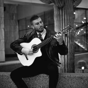 Alex Hristov Music - Guitarist / Latin Jazz Band in Scottsdale, Arizona