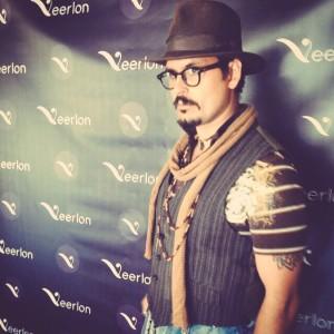 Alex Mazieri as Johnny Depp and Captain Jack Impersonator - Johnny Depp Impersonator in Dallas, Texas