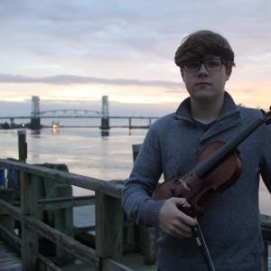 Alexei Mejouev - Violinist in Wilmington, North Carolina