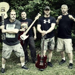 Aliens in Public - Rock Band in Gray, Maine