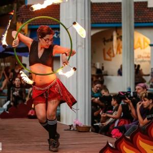 AlieRose - Fire Performer / Fire Dancer in Spring, Texas
