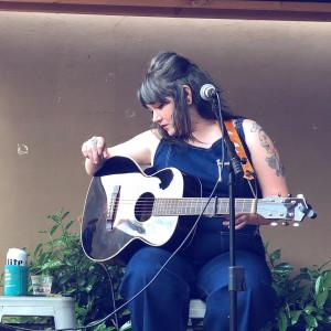 Alison Self - Singing Guitarist in Portland, Oregon