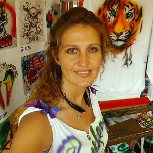All That - Airbrush Artist / Face Painter in Drumright, Oklahoma