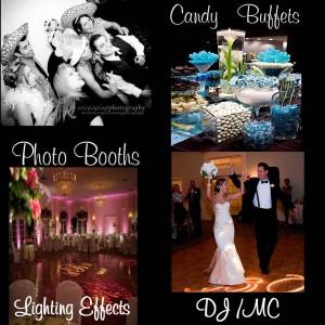 All That Music DJ Up Lighting Photo Booth - Wedding DJ in Boston, Massachusetts