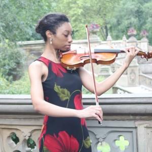 Allison McNeal, freelance Violinist - Violinist in New York City, New York
