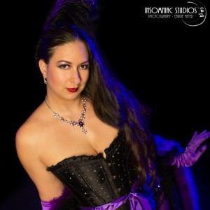 Allura Fette - Burlesque Entertainment in St Louis, Missouri