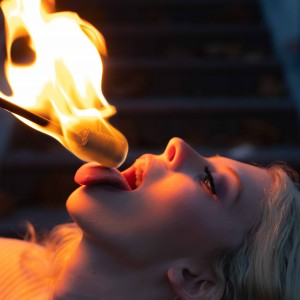 Ally Ashman - Fire Performer / Fire Eater in Nashville, Tennessee